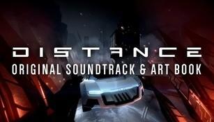 Distance - Soundtrack & Art Book