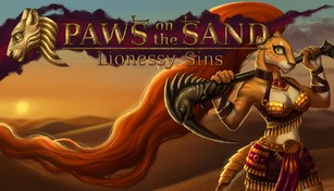 Paws on the Sand: Lionessy Sins