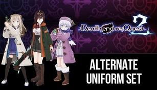 Death end re;Quest 2 - Alternate Uniform Set