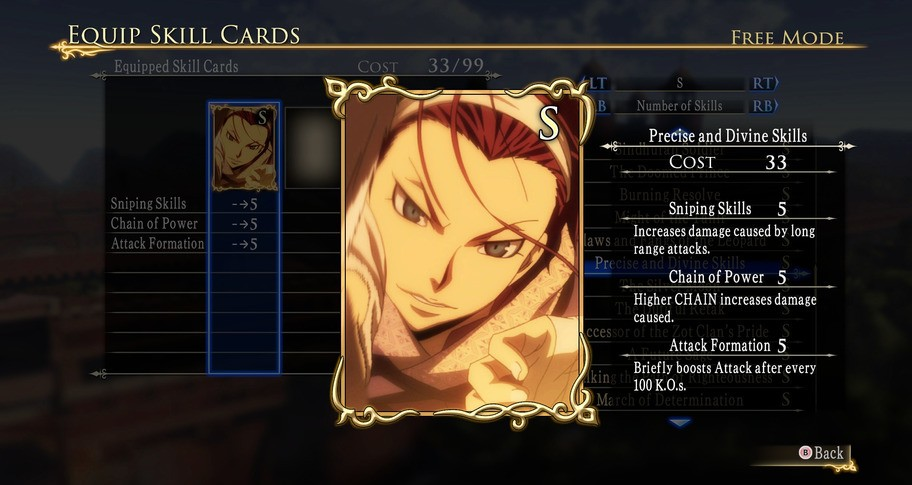 ARSLAN - Skill Card Set 2