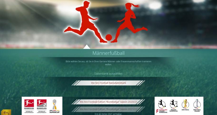 "WE ARE FOOTBALL DLC - Edition ""Bundesliga"""