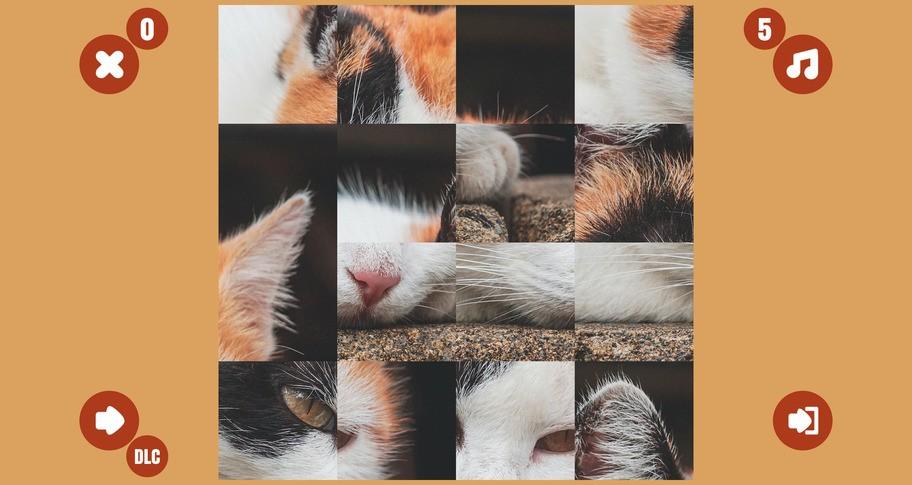 Cat puzzle🐱 7