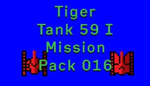 Tiger Tank 59 Ⅰ Mission Pack 016