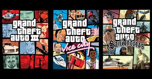 Grand Theft Auto: The Trilogy will be removed from digital stores next week