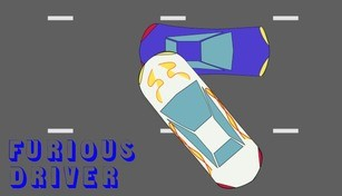 ES Games - Furious Driver