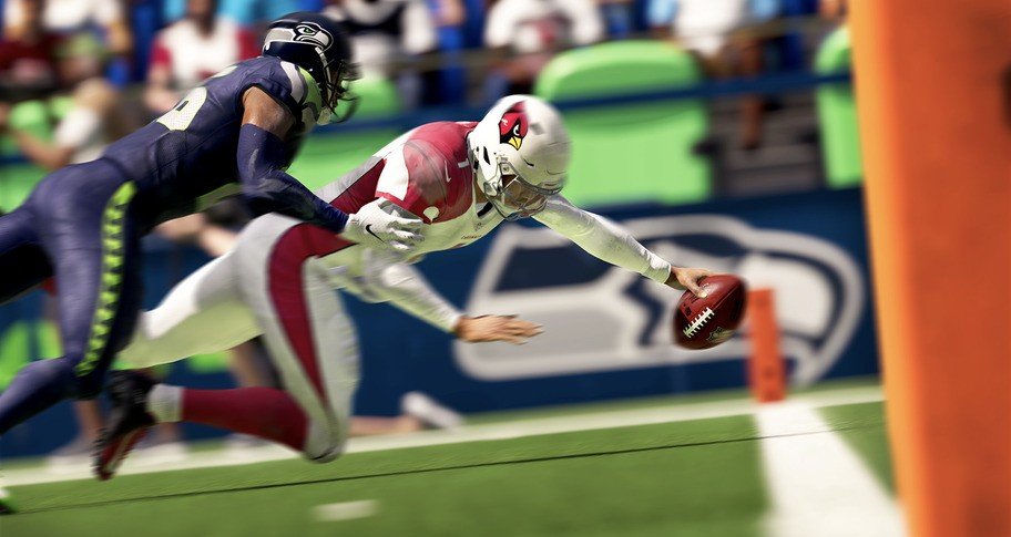 Madden NFL 21 - Deluxe Upgrade