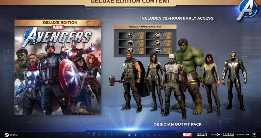Marvel's Avengers: Deluxe Upgrade