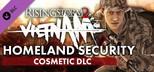 Rising Storm 2: Vietnam - Homeland Security Cosmetic DLC