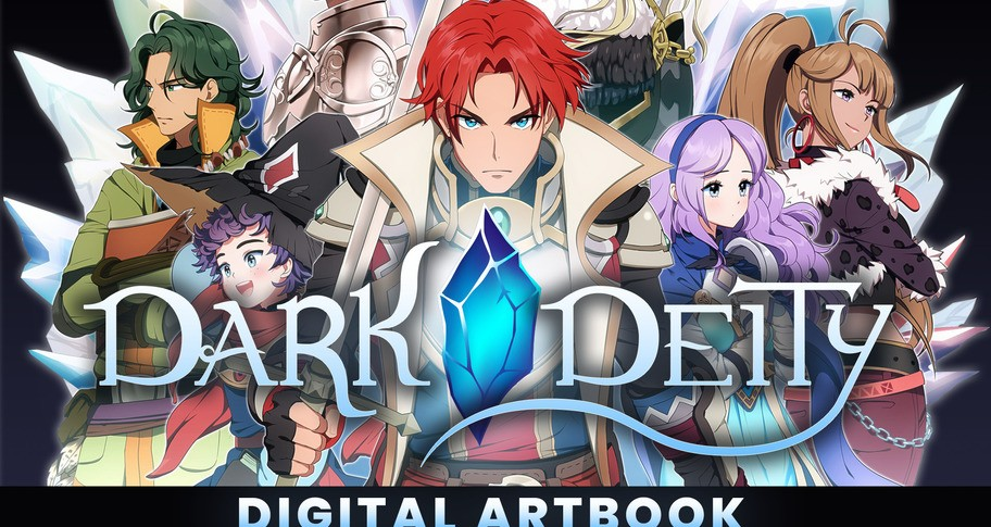 Dark Deity Digital Artbook