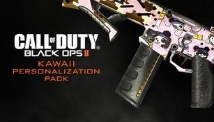 Call of Duty: Black Ops II - Kawaii Personalization Pack