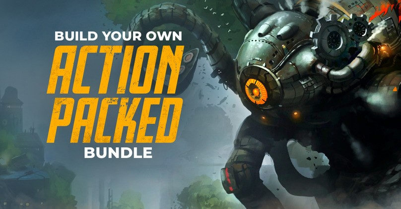 Fanatical - Build your own Action Packed Bundle