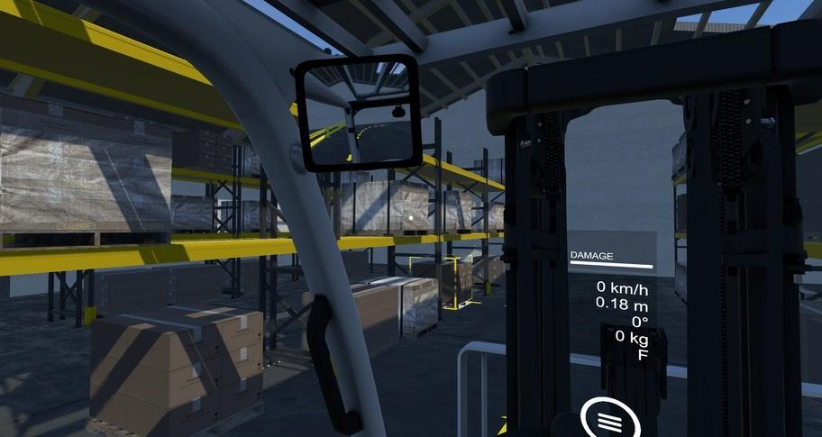 Forklift Simulator 2019