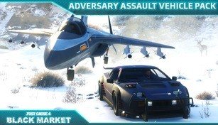 Just Cause 4: Adversary Vehicle Pack