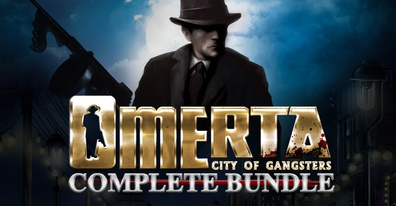 Fanatical - Omerta: City of Gangsters Complete Bundle
