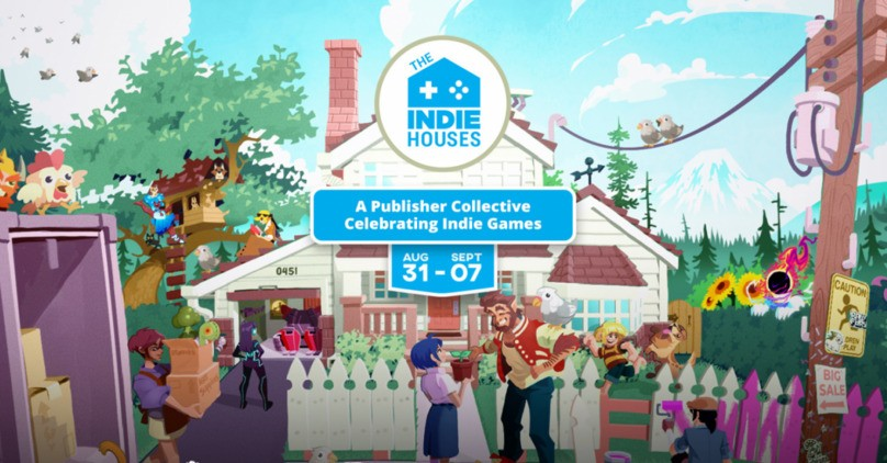 Steam - The Indie Houses 2021 Sale