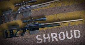 Sniper Ghost Warrior Contracts 2 - shroud DLC