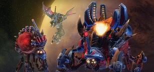StarCraft II: War Chest 5 Zerg Cerberus Skins Bundle