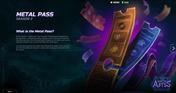 HMM Metal Pass Premium Season 2