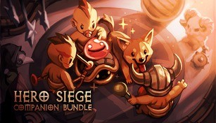Hero Siege - Companion Bundle