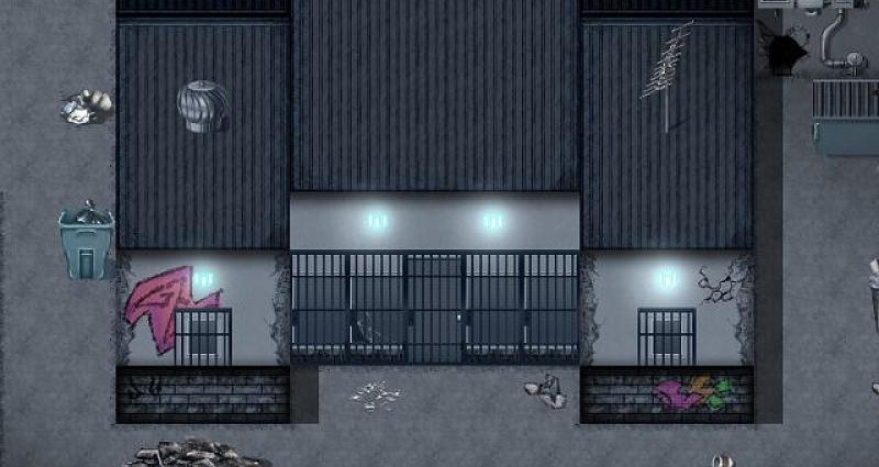 RPG Maker MV - KR Cyberpunk Tileset