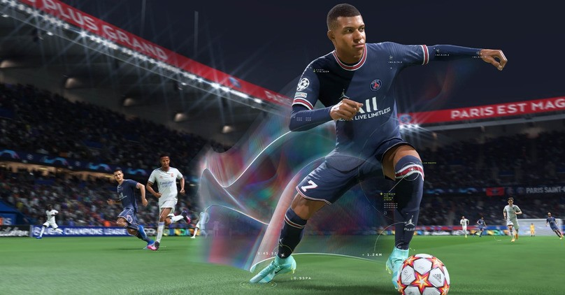 Win 1 of 4 50€ Kinguin giftcards for FIFA 22 or other games