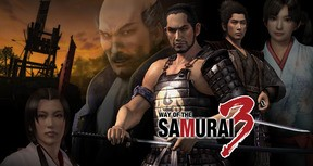 Way of the Samurai 3 - Head and Outfit Set