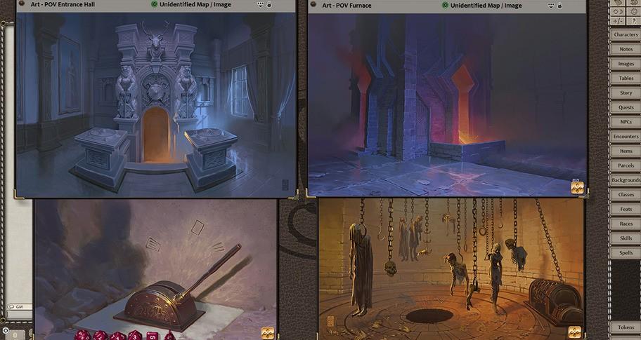 Fantasy Grounds - Scarlet Citadel