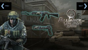 Alliance of Valiant Arms - Death pack