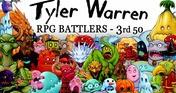 RPG Maker MZ -  Tyler Warren RPG Battlers - 3rd 50