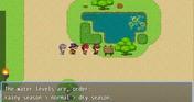 RPG Maker MV - Winding Road and Grassland Tileset