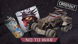 Crossout - No to War