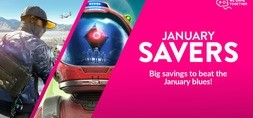 Fanatical - January Savers Sale