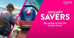 Fanatical - January Savers Sale