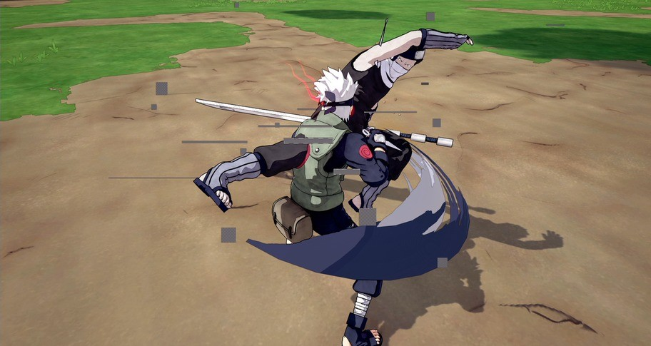 NTBSS: Master Character Training Pack Kakashi Hatake (Double Sharingan)