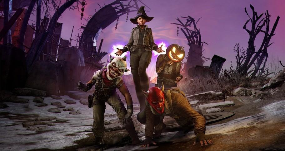 Zombie Army 4: Halloween Headgear Bundle