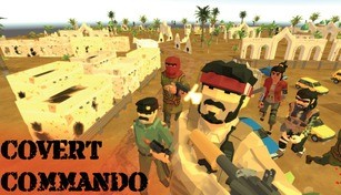 Covert Commando