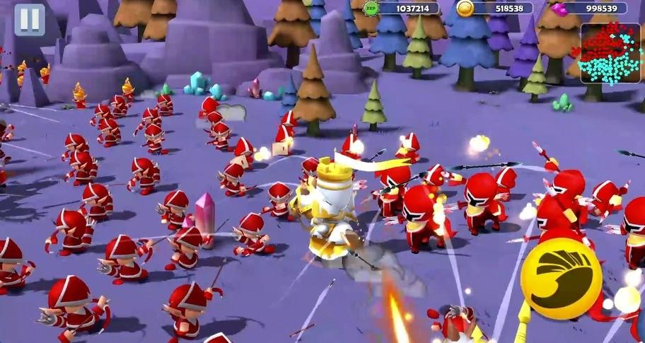 Mini Warriors: Brawler Army