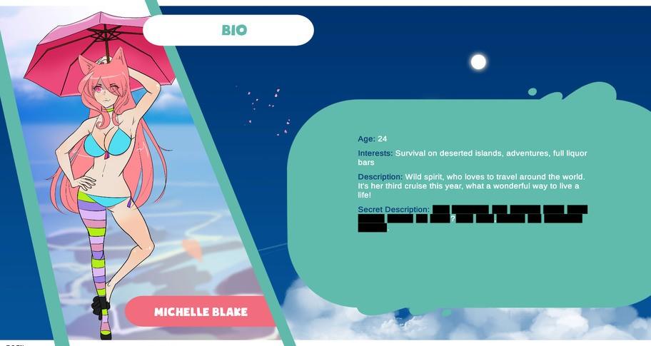 Rascallz: Tiki Tiki - Michelle Blake