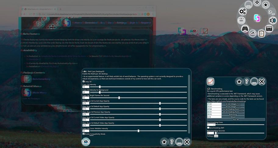Simplode Suite - Beta Features