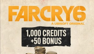 Far Cry 6 - Small Pack (1,050 Credits)