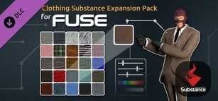Fuse - Clothing Substances Expansion by Allegorithmic