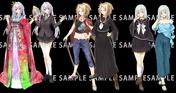 RPG Maker MV - Heroine Character Pack 4