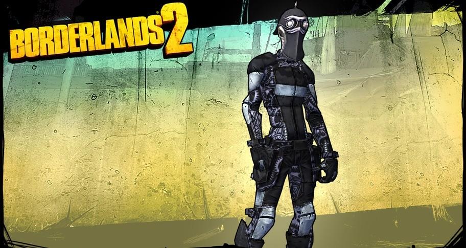 Borderlands 2 : Assassin Cl0ckw0rk Pack