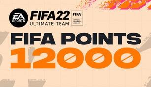 FIFA 22 - 12000 FUT Points