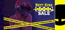 Green Man Gaming - Best Ever Sale