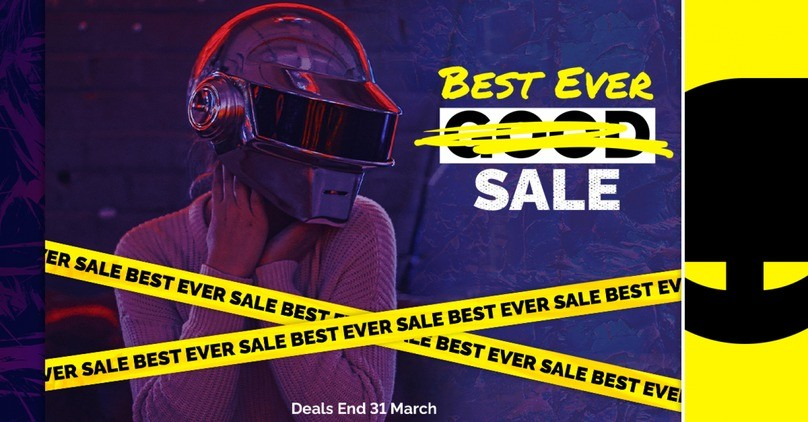 Green Man Gaming - Best Ever Sale (New Deals)