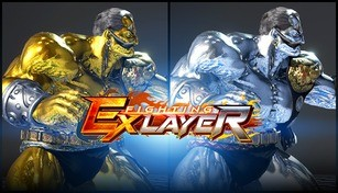 FIGHTING EX LAYER - Color Gold/Silver: Darun