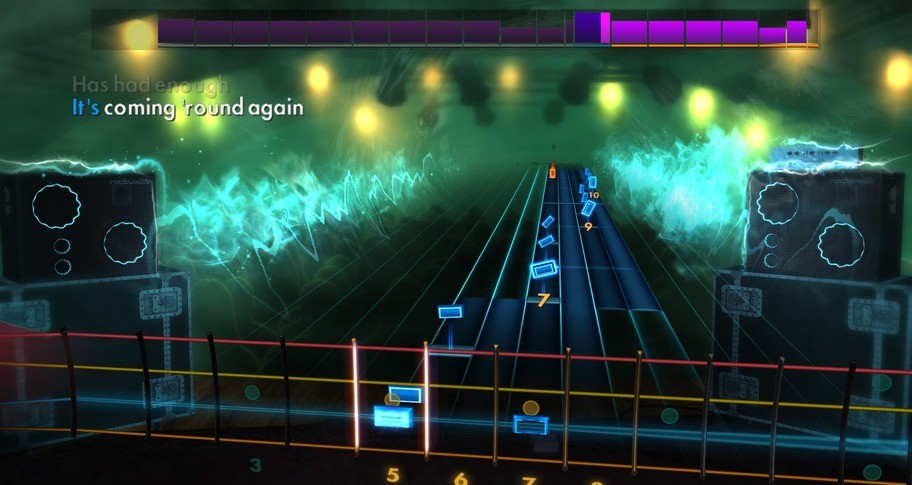 """Rocksmith 2014 Edition - Remastered - The Red Jumpsuit Apparatus - """"Face Down"""""""