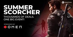 Fanatical Summer Scorcher Sale 2021 (New Deals)