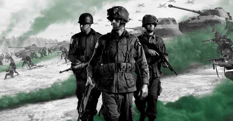 FREE Company of Heroes 2, Company of Heroes 2 - Ardennes Assault, and Case Blue Mission Pack
